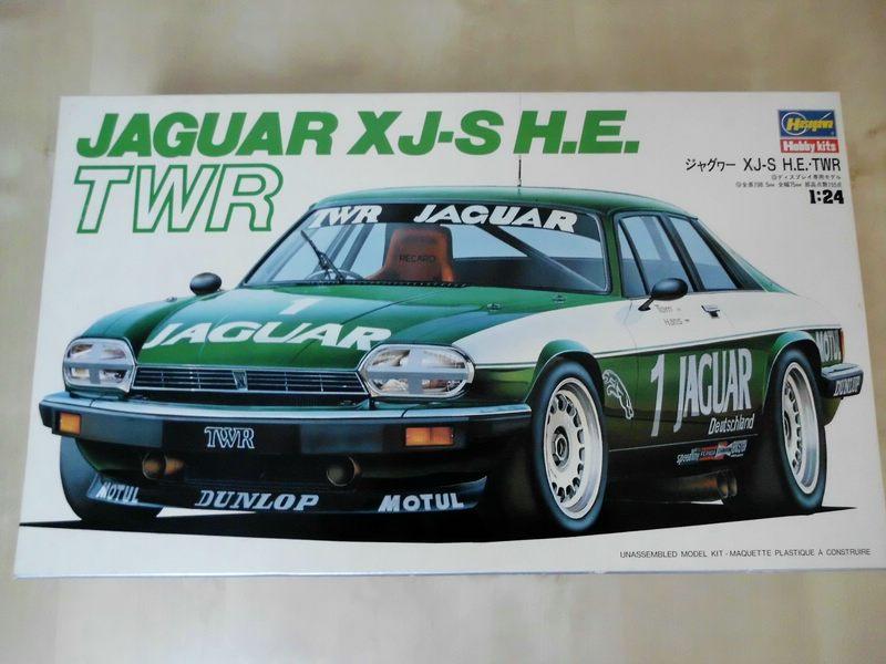 Im Bau: Wir bauen für Wettringen 2014: Jaguar XJ-S TWR - Bauberichte ...